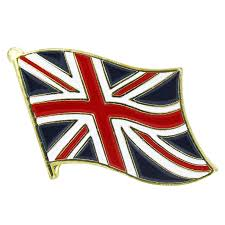 Country Flags Small United Kingdom Flag Lapel Pin