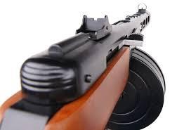 Ppsh41 Sub Machinegun Replica Airsoft Replicas Automatic