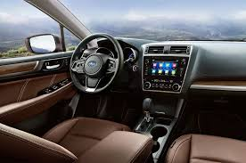 subaru xv interior 2016 2018 subaru outback arrives with minor revisions automobile magazine