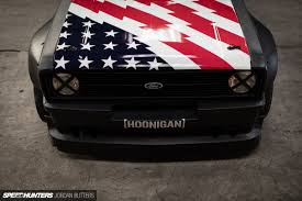 hoonigan cars real life ken block u0027s hoonigan ford escort mk2 rs speedhunters