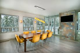 yellow dining room chandelier for beautiful dining room decorating