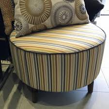 Ottoman Styles This Trendy Retro Ottoman Has Just Been Finished More New Styles