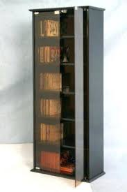 Last Cd Storage Cabinets With Glass Doors with dvd and cd storage