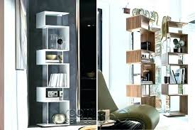 rotating storage cabinet with mirror swivel storage cabinet with mirror swivel storage the garage journal