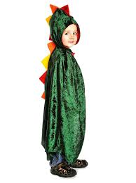 Cloak Halloween Costumes Amazon Dragon Cloak Green Size Fits Ages 3 8 Clothing