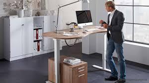 Elektrisch H Enverstellbarer Schreibtisch Höhenverstellbare Schreibtische Online Kaufen U2013 Hkb Büroeinrichtungen