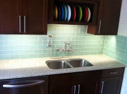 Green Glass Backsplash Tiles Home Decorating Interior Design - Green glass backsplash tile