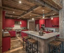 Kitchen Ceilings Designs Timber Frame Kitchens