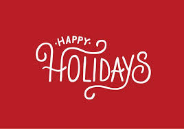 happy holidays lettering vector free vector stock