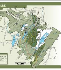 Map Of Arkansas State Parks by Wawayanda State Park Canastear Rd