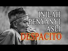 despacito asli ternyata ini penyanyi asli despacito feat justin bieber youtube