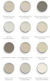 neutral paint colors benjamin moore