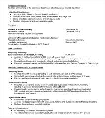 Resume Language Skills Sample by 10 Event Planner Resume Templates Free Samples Examples