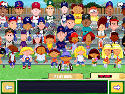 Backyard Basketball Online by A Definitive Ranking Of Backyard Baseball Characters