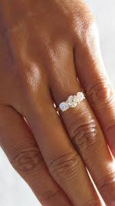 three stone engagement rings best 25 three stone engagement rings ideas only on pinterest 3