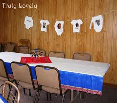 Cowboy Table Decorations Ideas Interior Design Simple Western Theme Baby Shower Decorations