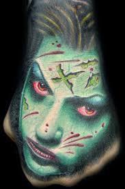sk ink lovers rob dyrdek monster tattoo