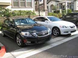 lexus gs430 vs 400 pics 2007 vs 2008 gs differences clublexus lexus forum