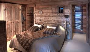 chambre montagne deco chambre chalet montagne deco enfant pour chalet design une trs