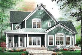cottage house plans with wrap around porch country cottage home plans rear view base model country cottage