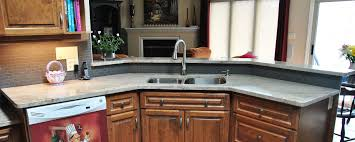 granite countertop metal kitchen cabinets vintage bathroom