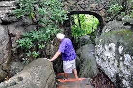 Rock City Gardens Chattanooga Rock City On Lookout Mountain In