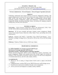 information technology professional resume good objectives to put on resume cover letter manuscript how to