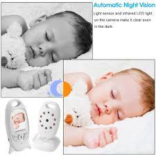 Schlafzimmer Temperatur Baby Babyphone Baby Monitor Wireless Live Kamera Talk Back Amazon De