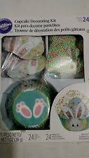 Wilton Easter Icing Decorations by Wilton Easter Bunny Feet Icing Decorations Cake Decorating