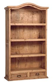 Wood Bookshelf Plans by Bookshelves Solid Wood Zamp Co