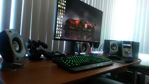 gaming pc living room setup album on imgur