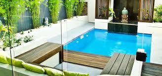 Backyard Leisure Pools by The Platinum Plunge Leisure Pools Australia