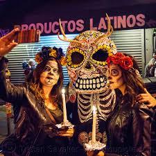 Dia De Los Muertos Halloween Decorations Día De Los Muertos Halloween San Francisco