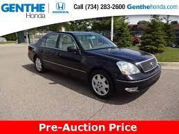 lexus 430 price pre owned 2003 lexus ls 430 4d sedan in southgate n1978 genthe