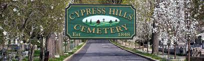 cypress hill cemetery brooklyn u0026 queens new york