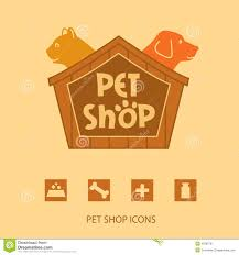 House Shop Plans by Lovely House Shop Plans 7 Logo Animals Pet Shop Cat Dog House