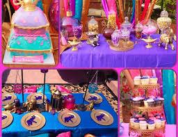 429 princess jasmine birthday party images