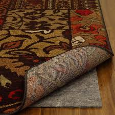 choosing the right rug pad for hardwood floors unique wood floors