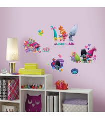 trolls movie peel stick wall decals joann trolls movie peel stick wall decals
