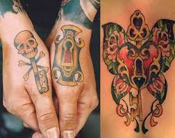 key and lock tattoos designs ideas u0026 meaning tattoo me now