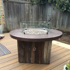 Custom Fire Pit by Custom Fire Pits