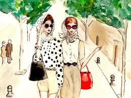 fashion illustrations u0026 drawings