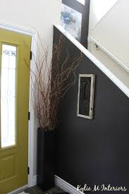 entryway foyer and stairwell decorating ideas Behr Gardeners