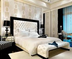 papier peint chambre à coucher decoration de chambre a coucher avec papier peint visuel 8