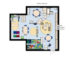 t shaped classroom toddler environment design idea physical