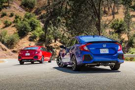 Honda Civic Si Two Door 2017 Honda Civic Si First Drive Review U2013 Vtec No It U0027s A Turbo Yo