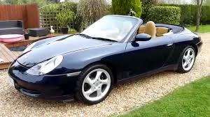porsche convertible video review of 1999 porsche 911 996 carrera convertible for sale