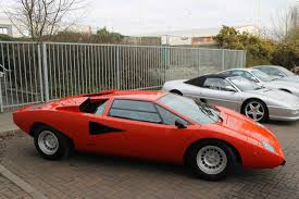 classic lamborghini countach lamborghini countach lp400 periscopo for sale in ashford kent