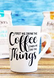 weird coffee mugs diy funny coffee mugs free svg cut files happiness is homemade