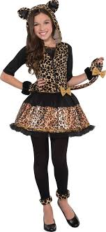 city costumes sassy spots leopard costume party city costume